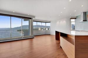 Beautiful 2500 ft2 Penthouse, Panoramic Views, English Bay