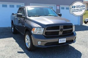 2017 Ram 1500 Express! BACK UP CAM! 4X4! LIKE NEW!