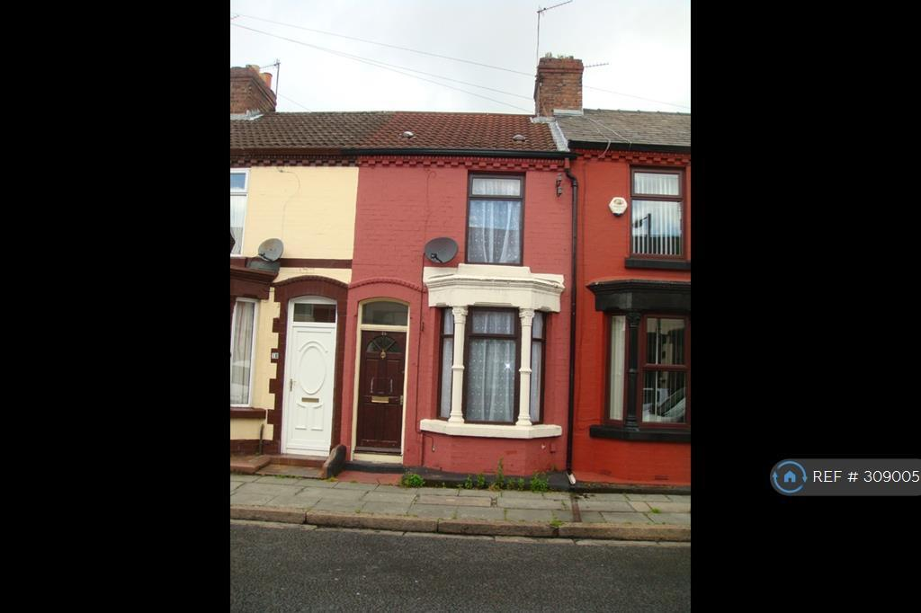 2 bedroom house in Macdonald Street, Liverpool, L15 (2 bed)