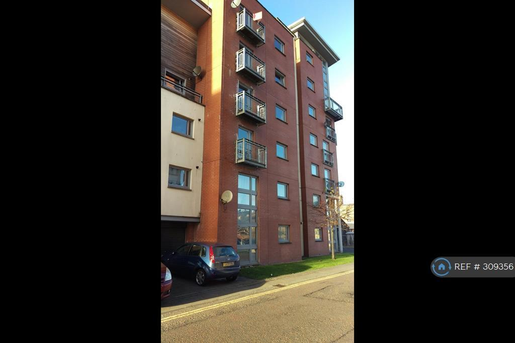 2 bedroom flat in South Victoria Dock Road, Dundee, DD1 (2 bed)