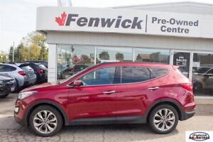 2015 Hyundai Santa Fe Sport 2.0T Limited - Accident Free
