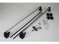 genuine roof rack with keys to fit FORD SMAX TITANIUM X and all other models