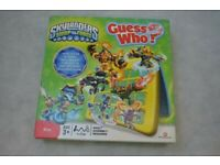 Skylanders Swap Force - Guess Who - The Original Guessing Game