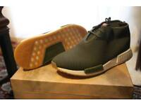 RARE Adidas Originals Consortium x END Clothing NMD C1 Chukka Sahara UK 11