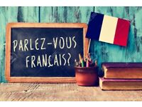 French tuition with a native teacher