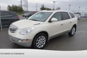 2011 BUICK ENCLAVE AWD CXL cuir toit ouvrant groupe remorquage