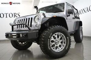 2014 Jeep Wrangler 4WD MANUEL RUBICON BLUETOOTH