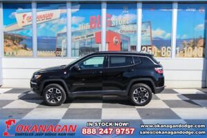 2017 Jeep Compass Trailhawk, ONLY 400kms! Like NEW!!!