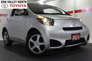 2014 Scion iQ Btooth Pwr Wndws Mirrs Locks A/C