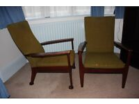 Parker Knoll Armchairs for sale