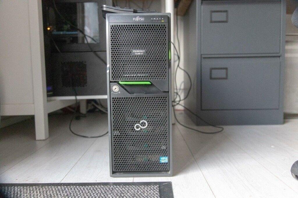 FreeNAS 11 2 -- Fujitsu Primergy TX200 Tower Server (Intel Xeon E5-2420,  24GB RAM) | in Bath, Somerset | Gumtree