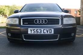 Audi A8 4.2 Petrol V8 Quattro