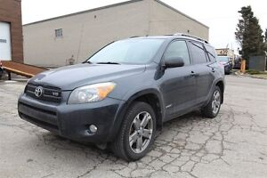 2008 Toyota RAV4 Sport|V6|LOADED|4WD
