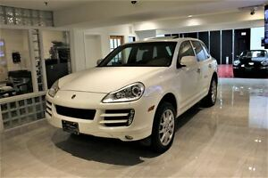 2008 Porsche Cayenne S/AWD/SUNROOF/ HEATED SEATS/ NO ACCIDENT