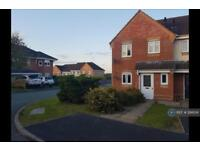 3 bedroom house in Chichester Close, Rugeley, WS15 (3 bed)
