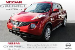 2012 Nissan Juke SV AWD ONE OWNER/NEVER ACCIDENTED/AWD/