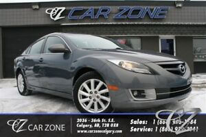 2011 Mazda MAZDA6 GT, LEATHER, SUNROOF, LOW PAYMENTS