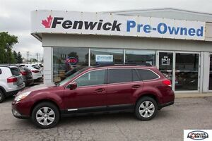 2011 Subaru Outback 2.5 i Sport Package - Accident Free - Non Sm