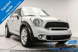 2012 MINI Cooper S Countryman S * CUIR, TOIT, AWD, AUTOMATIQUE
