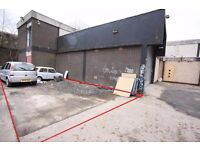 Yard for car Parking or vehicle or suit container storage, CCTV, secure fenced site 1 min from M74