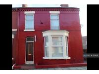 2 bedroom house in Naseby Street, Liverpool, L4 (2 bed)