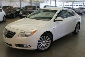 2011 Buick Regal CXL 4D Sedan CUIR