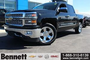 2014 Chevrolet Silverado 1500 LTZ 'PLUS' PACKAGE -5.3 V8 4x4, Na