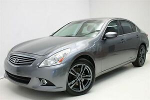 2010 Infiniti G37X Sport AWD * Ailerond/Wing * Toit-Ouvrant/Sunr