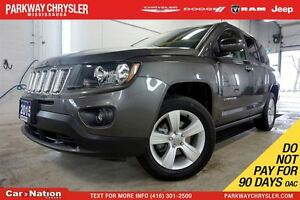 2015 Jeep Compass NORTH| REMOTE START| HEATED SEATS| SUPER CLEAN