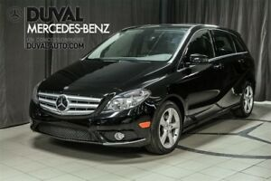 2014 Mercedes-Benz B-Class B250 / SIEGES CHAUFFANTS+CAMERA