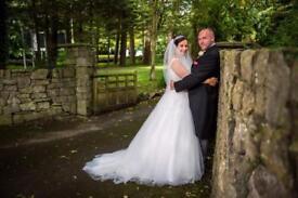 Size 12-14 wedding dress