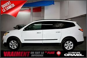 2017 Chevrolet Traverse LS AWD CAMERA DE RECUL 8 PNEUS