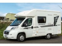 Swift Sundance 530LP, 2010, Fiat 2.2lt M-Jet, One Owner, 2 Berth Low Profile Motorhome, 8,000 miles