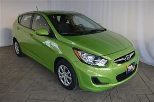 2014 Hyundai Accent GL HATCHBACK WITH STEERING WHEEL AUDIO CONTR