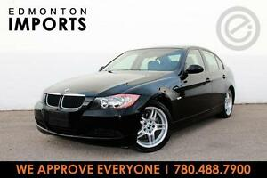 2007 BMW 323I | AUTO | CERTIFIED | WE APPROVE EVERYONE