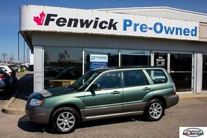 2006 Subaru Forester XS - Automatic - Accident Free