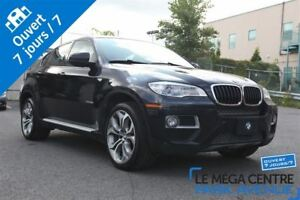 2013 BMW X6 xDrive35i M PACK, HEAD-UP DISPLAY**RESERVÉ**