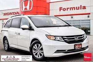 2014 Honda Odyssey EX-L-This one was worth waiting for.