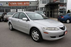 2004 Mazda MAZDA6 GS - POWER WINDOWS - AUTO - CERTIFIED!