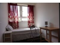 Beautiful single room to rent in Poplar, Canary Wharf, only 1 week deposit!