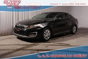 2012 Kia Optima Hybrid Premium (A6) BLUETOOTH CUIR MAGS CAMERA