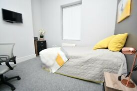 Huddersfield 4 Bed High Spec HMO For Sale Immaculate Throughout Returns in Excess of 30% PA