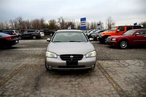 2001 Nissan Maxima GXE **SPRING SPECIAL!**