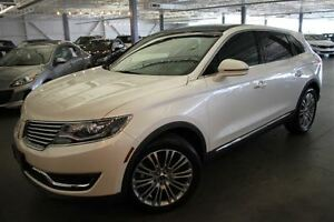 2016 Lincoln MKX RESERVE 4D Utility AWD