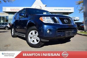 2008 Nissan Pathfinder SE *Rear view monitor, Power package*