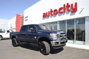 2015 Ford F-250 XLT | Custom Parts | Leather |