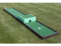 Crazy Golf Hire - Parties, Weddings, Festivals, BBQ's. Delivered to your Party Venue.