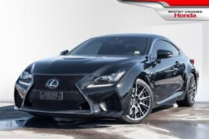 2015 Lexus RC F Base | Automatic | Heated Seats, Rearview Camera