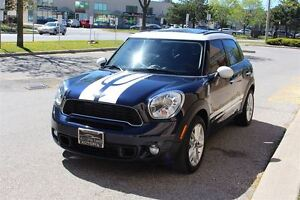 2012 MINI Cooper S Countryman PADDLE SHIFTER/ PARORAMIC SUNROOF/