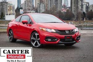 2015 Honda Civic Si + NAVI + NO ACCIDENTS + LOCAL + CERTIFIED!